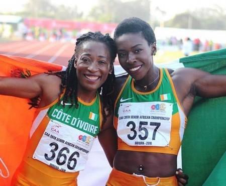 Athlétisme,FIA,Awards de l'athlétisme,CNO-CIV,Murielle Ahouré