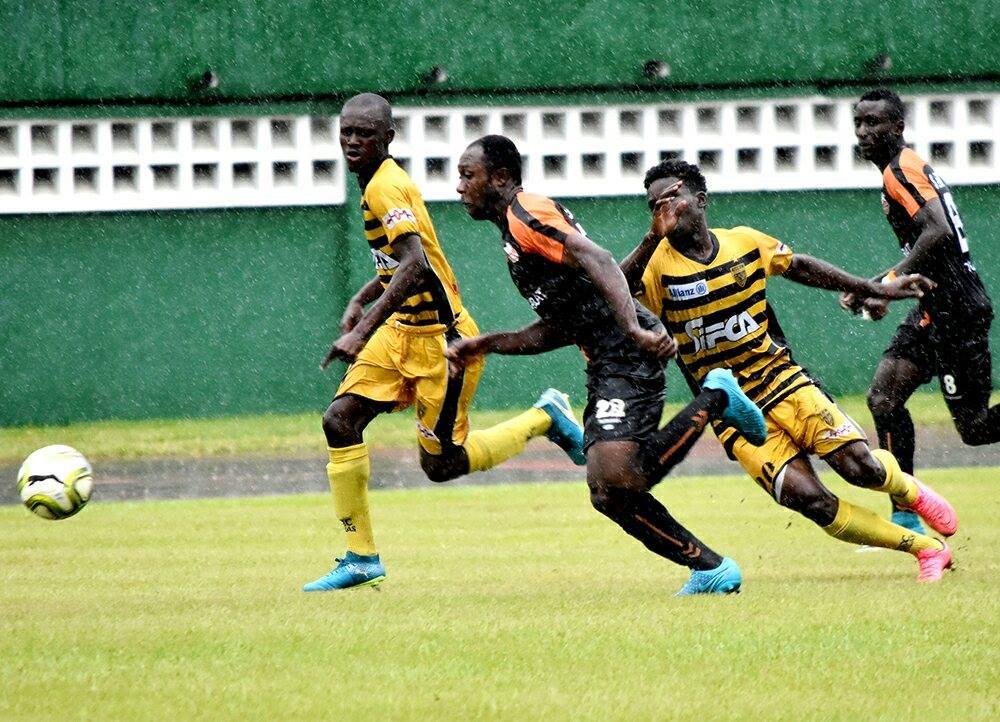 Football,SOA,Diomande Ahmed Hervé,Asec Mimosas,Amani Yao