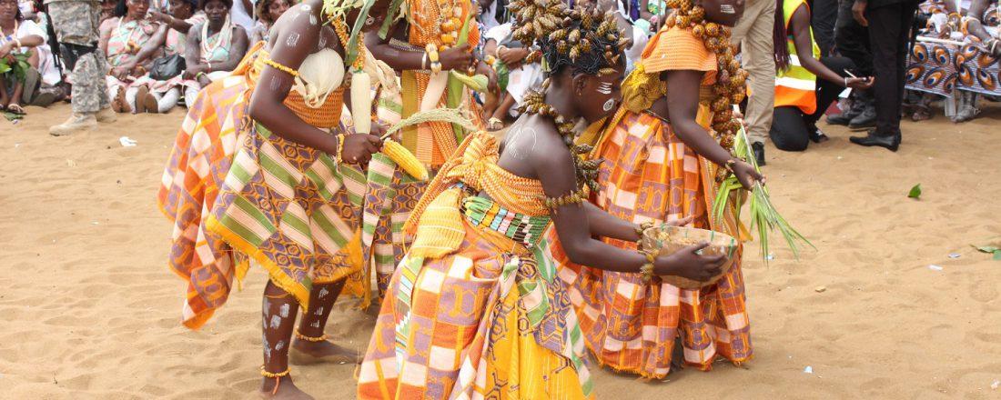 Grand-Bassam,Georges-Philippe Ezaley,Abissa 2018,Jean-Louis Moulot,N'Zima,fête traditionnelle,purification,Culture,Côte d'ivoire