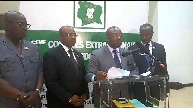 politique,pdci,PDCI-RDA,harcèlemen,débauchage,Commission Électorale Indépendante,Honorable Akoto Olivier