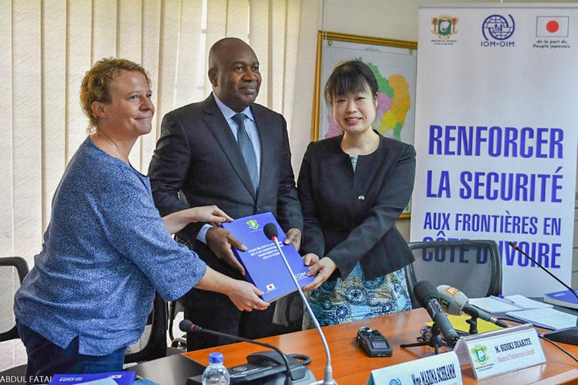 Côte d'Ivoire,Frontières,Organisation internationale des migrations,OIM