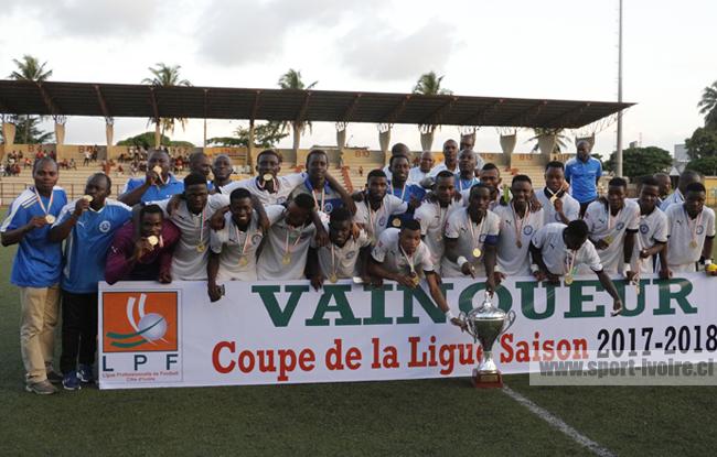 football,8e de finale coupe de la ligue,afad,africa sports,asec mimosas