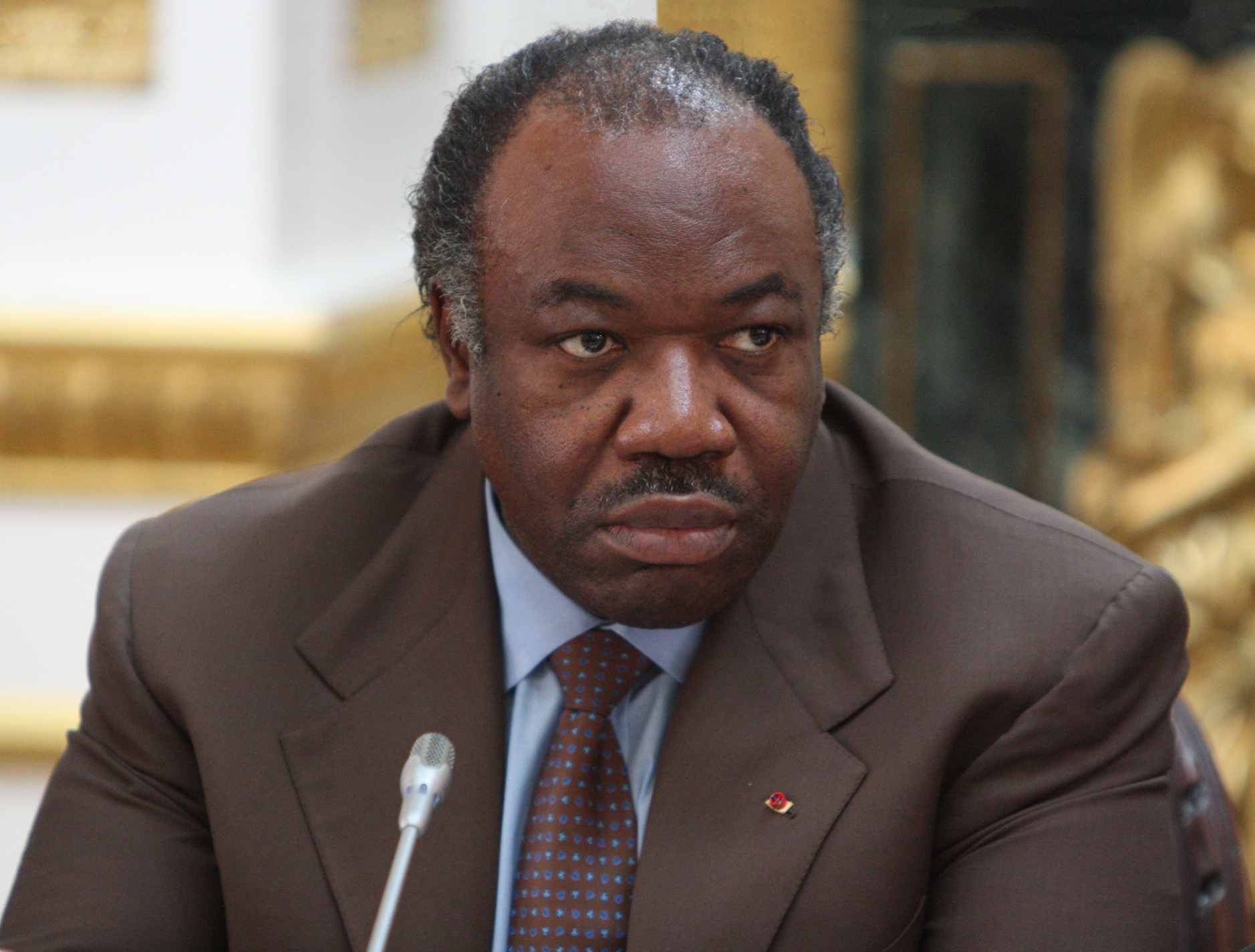 Gabon,Ali Bongo,coma artificiel,article 13,constitution gabonais,vacance du pouvoir