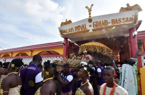 Abissa 2018,Grand Bassam,N'Zima