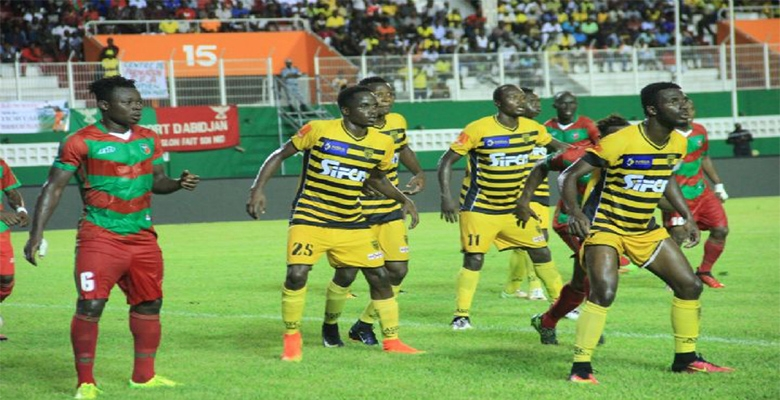 football-mtn-ligue1-10e-journee-lasec-enfonce-lafrica-sport
