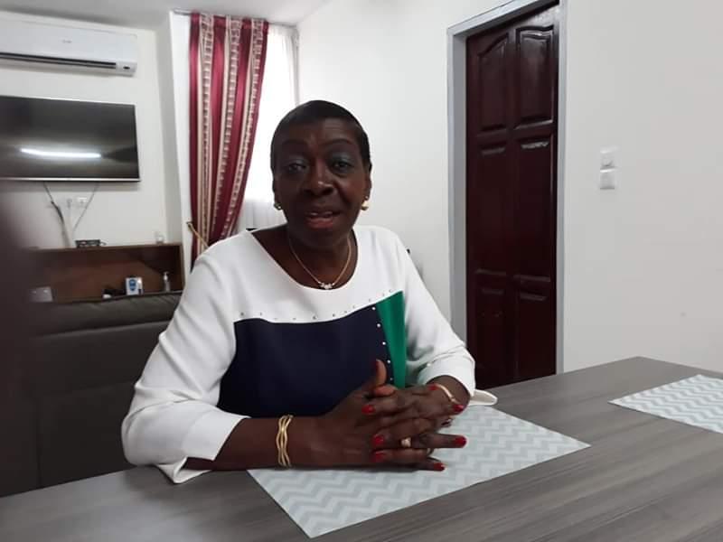 Interview,Geneviève Bro Grébé,Paix,Gbagbo Laurent,Charles Blé Goudé,partis politiques