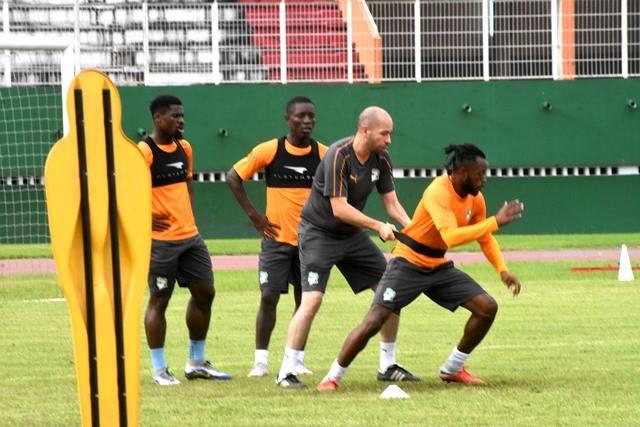 Football,Éliminatoires Can 2018,Guinée Côte d'Ivoire