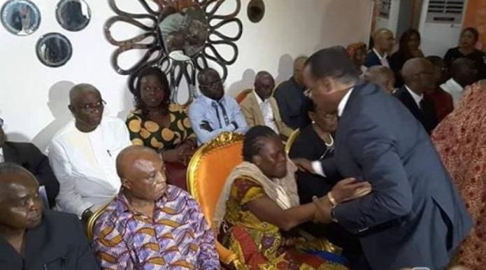 affi,simone gbagbo,accolade,sangaré