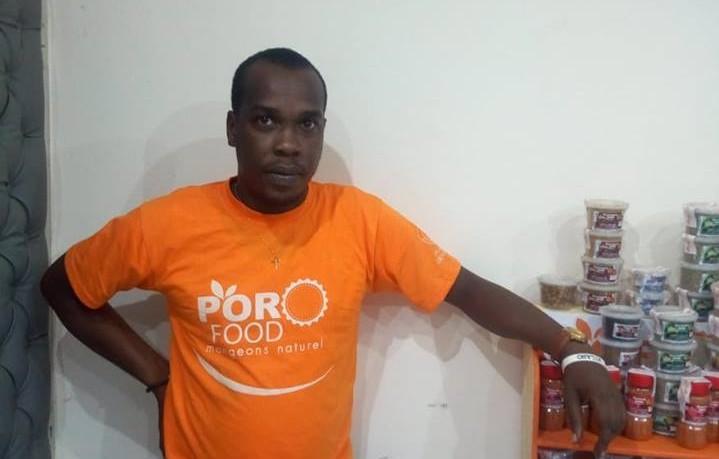 Poro food,Agro-industrie,Manger naturel,Fidèle Lagnon
