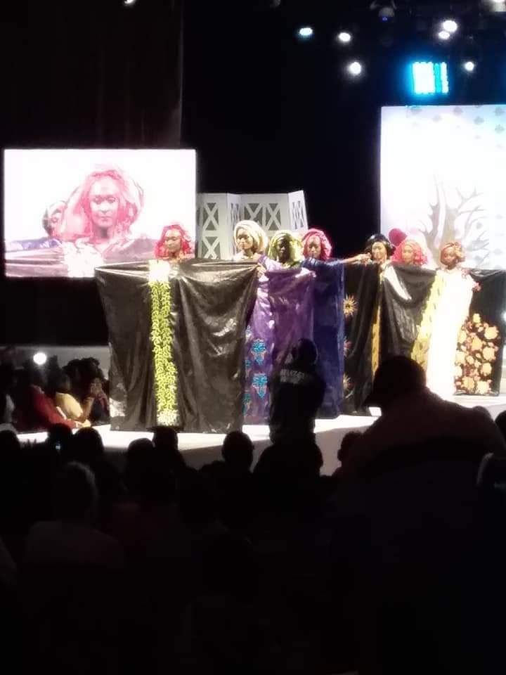 Afrikfashion Show,Isabelle Anoh,2018,créateurs africains,Siandou Fofana,parrain