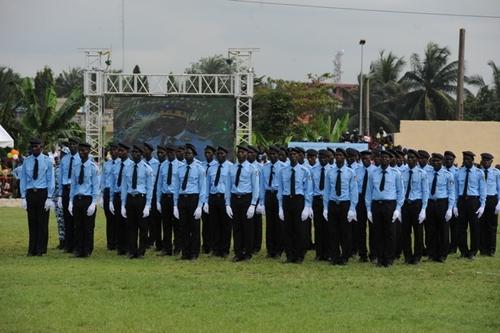 ecole de police,41e promotion,kandia camara,Radiation