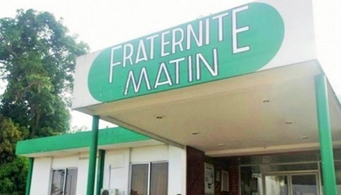 Frat-mat,licenciement,personnel,AG,Fraternité Matin