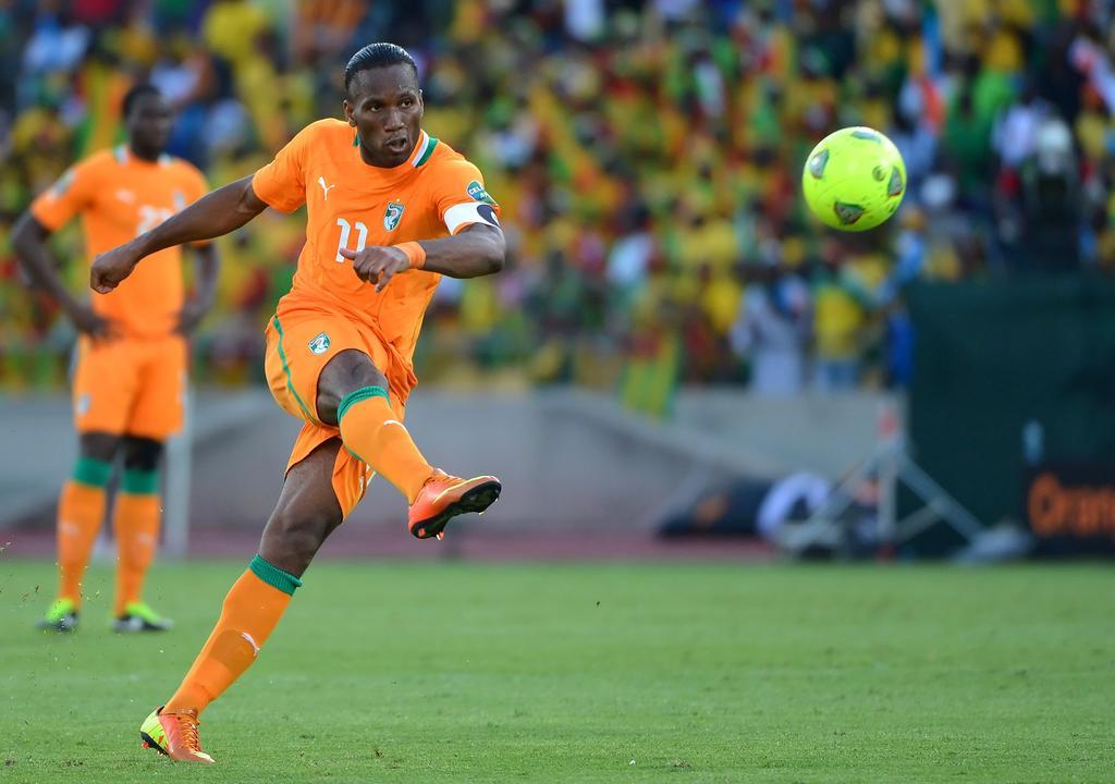 Football,Didier Drogba,retraite,éléphants de Côte d'Ivoire