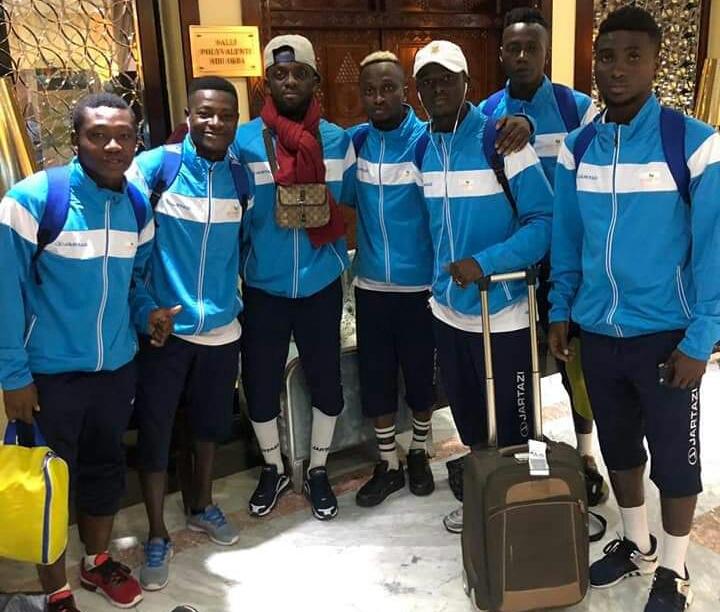 Football / Tour préliminaire de la Ligue africaine des champions,Sporting de Gagnoa-Usm Algérie