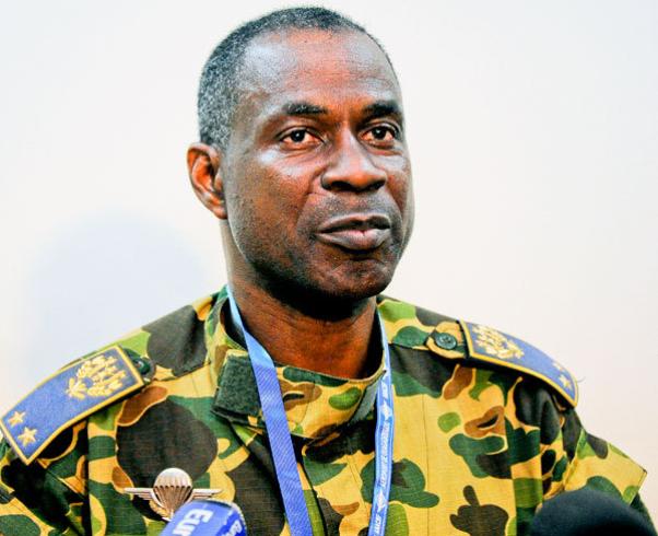 Burkina Faso,Putsch manqué,Général Tiendéré