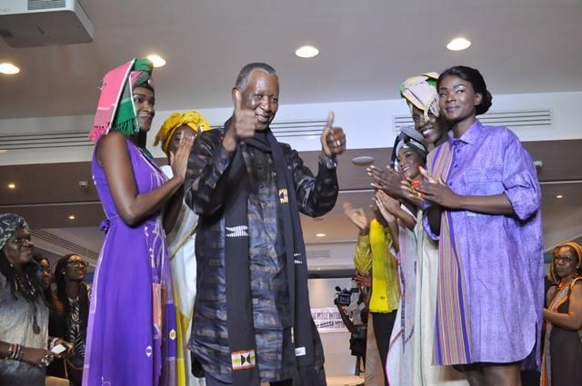 Mode africaine,Pathé O,créateur,défilé,prêt-à-porter