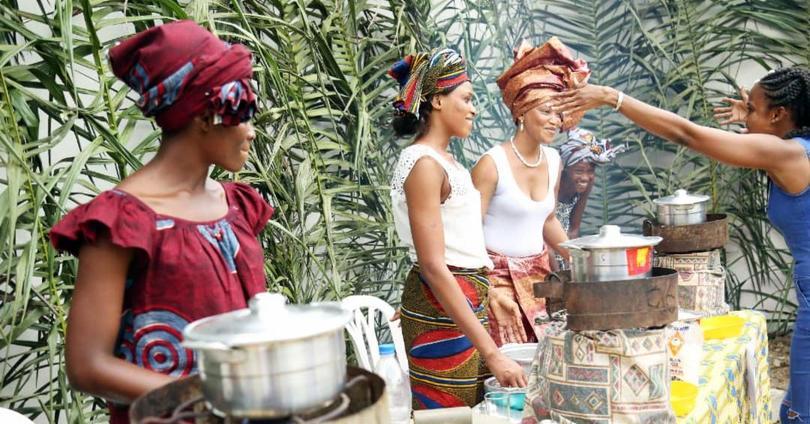 Miss Ivoire Culture,Cocody,cuisine,beauté