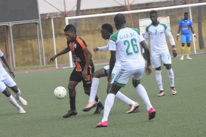 Football,Fc San Pedro Armed Forces Gambia,Coupe de la Confédération