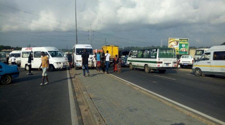grève,gbaka,taxes
