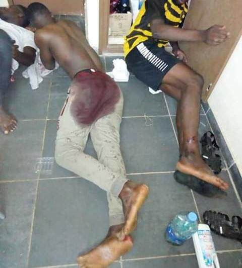 Bouaké,Université Alassane Ouattara,Etudiants,gardes pénitentiaires