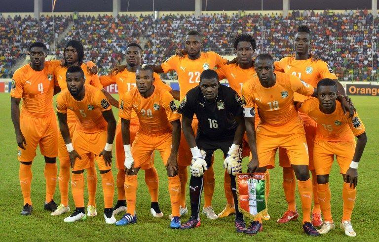 Football,elephants de cote d'ivoire,classement fifa