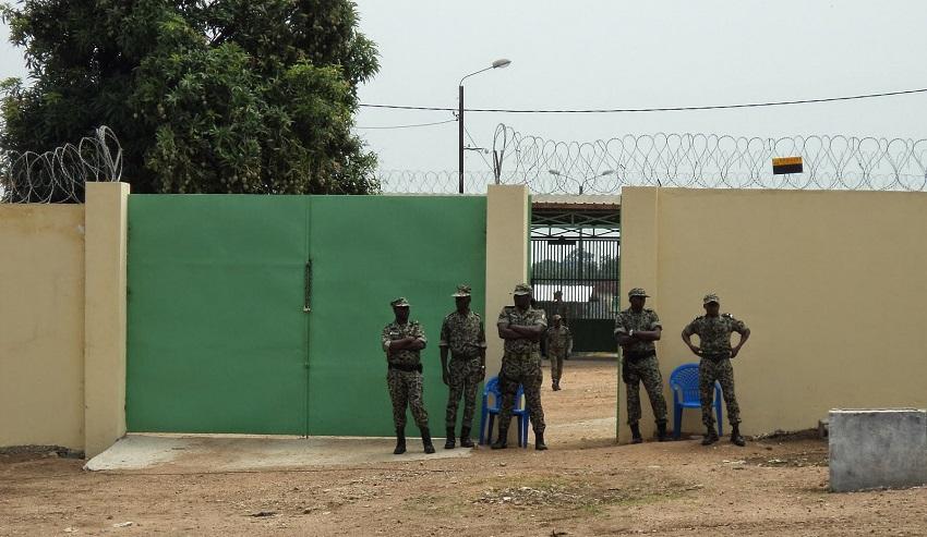 affrontement,étudiants-gardes pénitentiaires,bouaké,synares