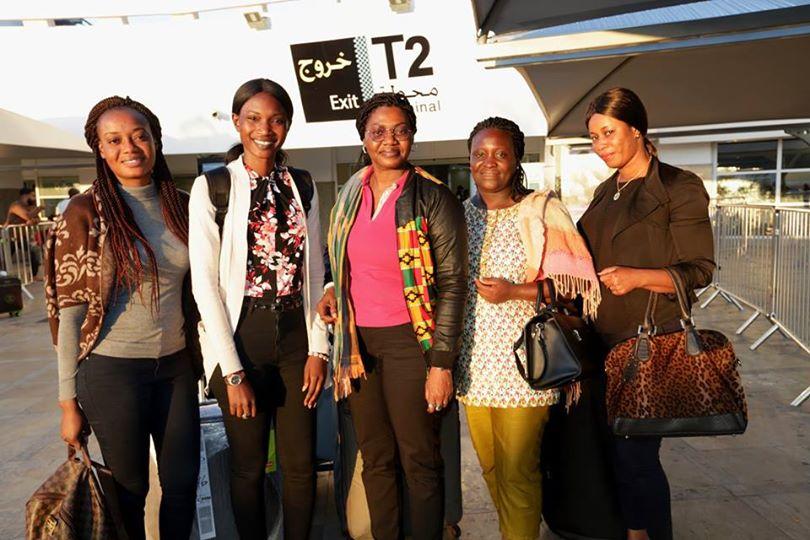 Femmes journalistes,Les panafricaines,Maroc,Migration,secion ivoirienne,Chantal Akandan