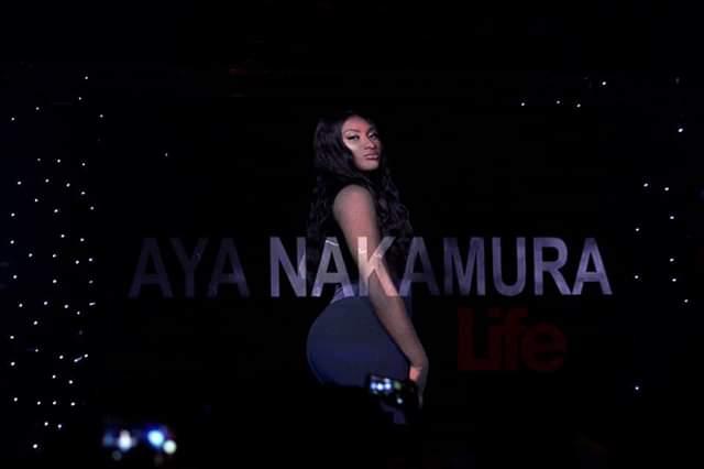 Aya Nakamura,Concert à Abidjan
