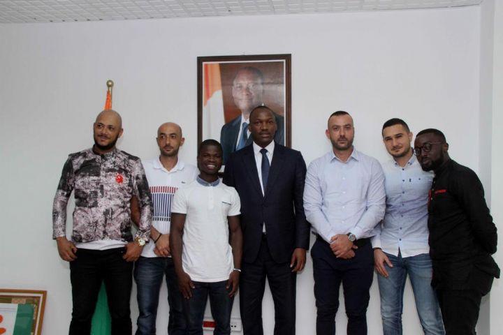 Promotion de l'emploi,Touré Mamadou,Dougoutigui Lobê,Ferme,stage