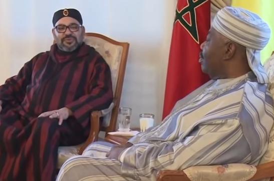 Ali Bongo,maroc,hospitalisé,Gabon
