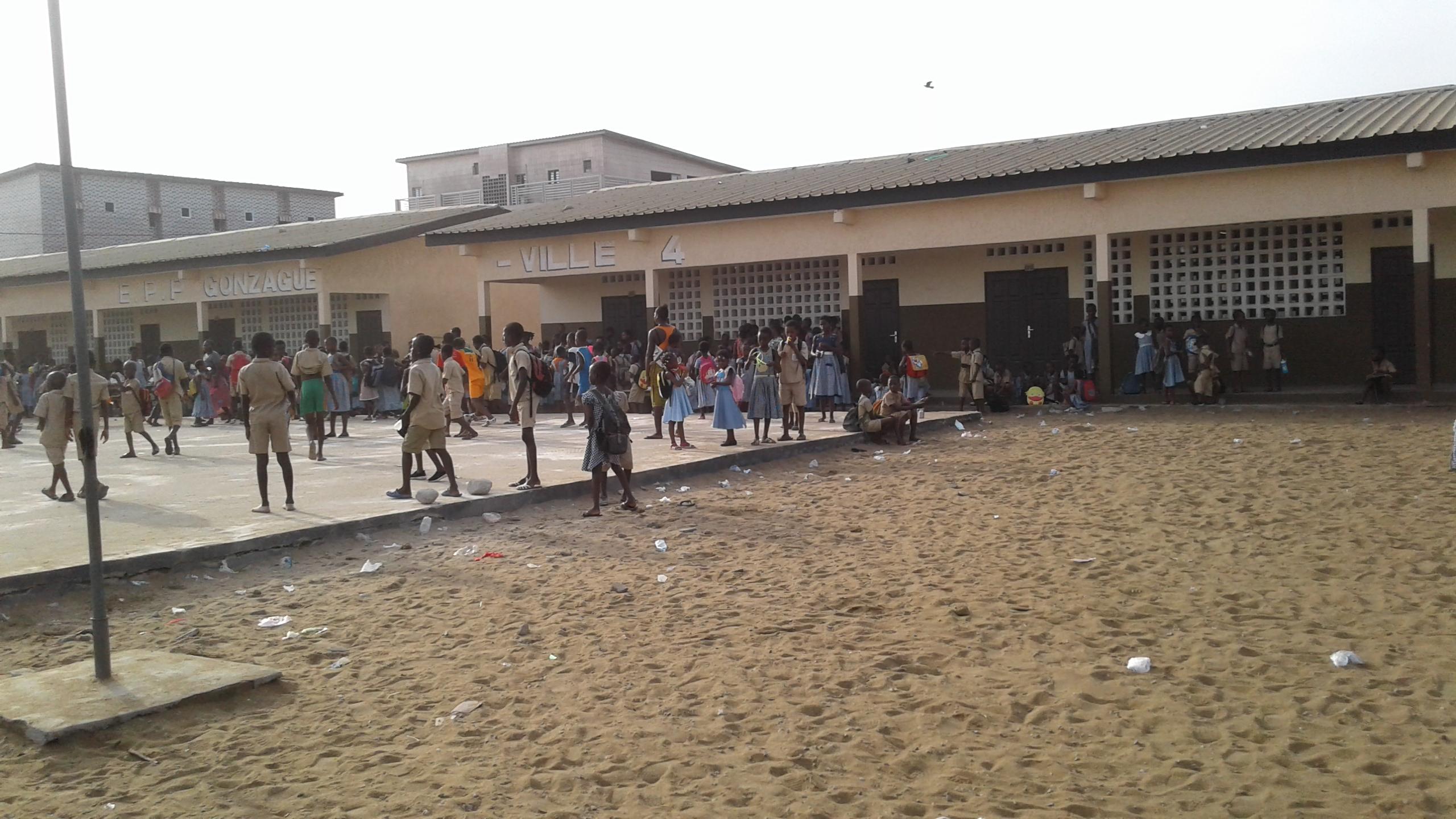 grève enseignants,iseppci,école primaire