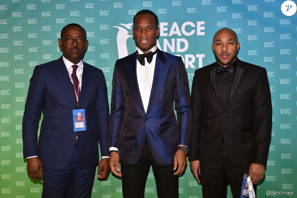 Football,Didier Drogba nommé vice-président d'une importante organisation,Didier Drogba,Peace and Sport