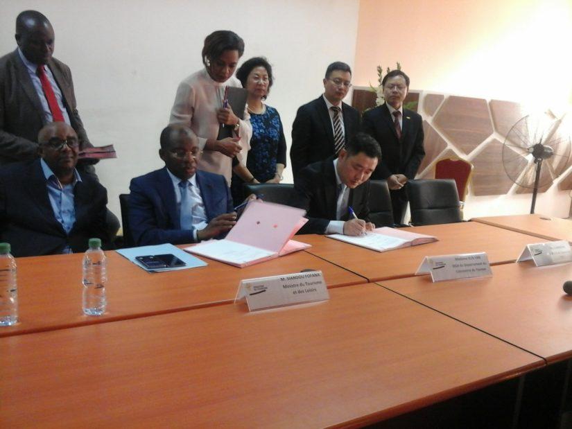 Coopération Ivoiro-Chinoise/ Un centre de loisirs bientôt construit à Port-Bouët