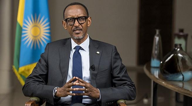 Paul Kagamé en visite à Abidjan
