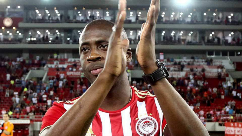 Football,Yaya Touré,Olympiakos