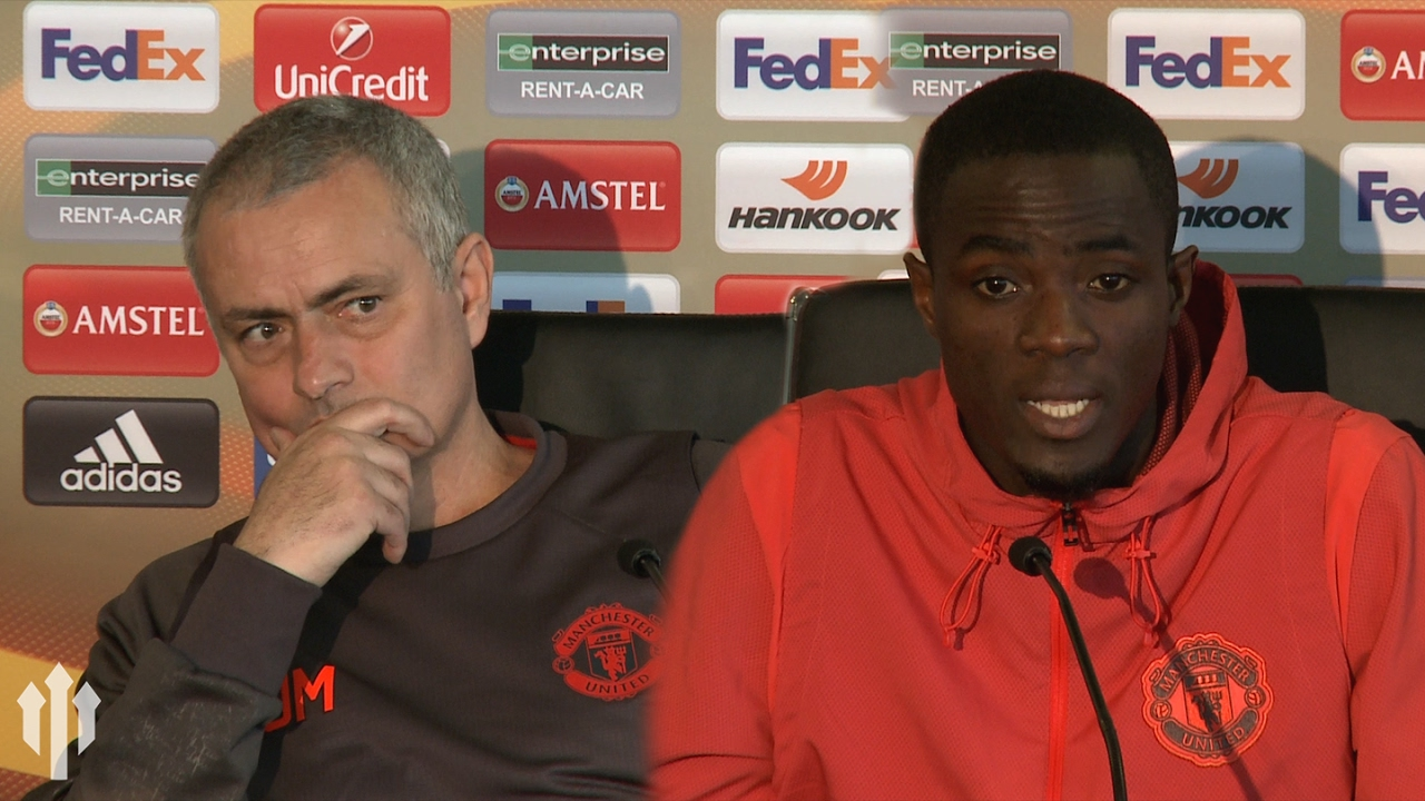 Football,Angleterre / Manchester United : L'hommage d 'Eric Bailly à José Mourinho,Eric Bailly,José Mourinho