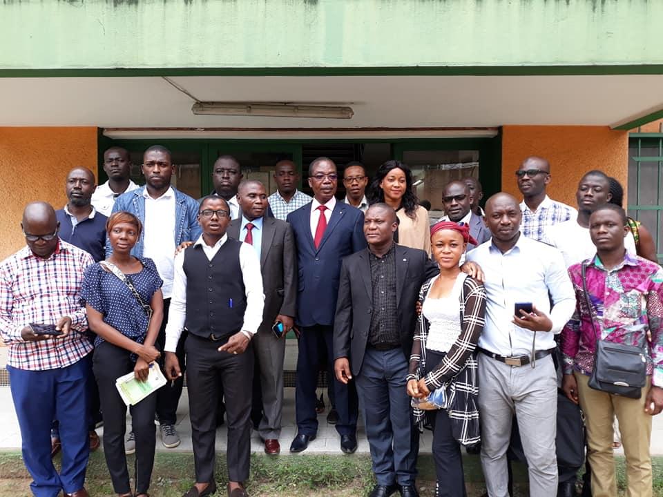district d'Abidjan,emploi jeunes,séminaire de formation,Veh Anatole