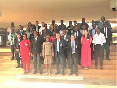 Renforcement de capacité/  Des agents portuaires et douaniers d'Afrique de l'Ouest formés à Abidjan