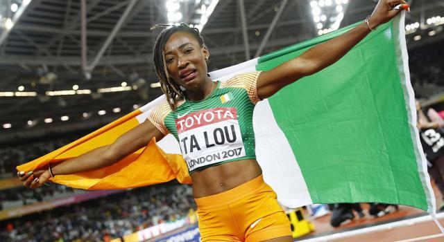Athlétisme,Ta Lou Marie Josée,Classement mondial athlétisme,Muruelle Ahouré