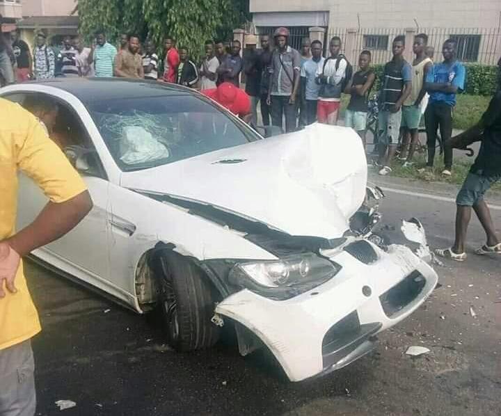 Arafat dj échappe à un grave accident,Arafat dj,Arafat DJ