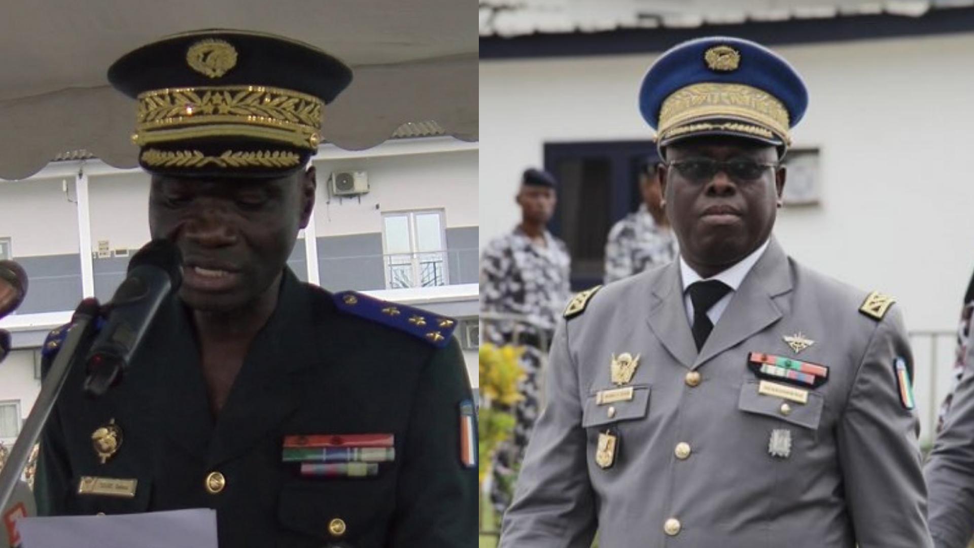 Armées,gendarmerie,commande,généraux,retraite