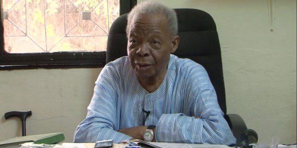 Seydou Badian Kouyaté,écrivain et homme politique,Mali,samedi