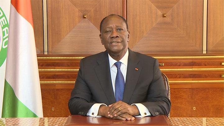 discours de nouvel an 2019 de Ouattara