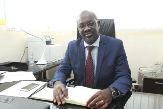 CGCI,patronat ivoirien,Stéphane Aka-Anghui,nouveau président exécutif