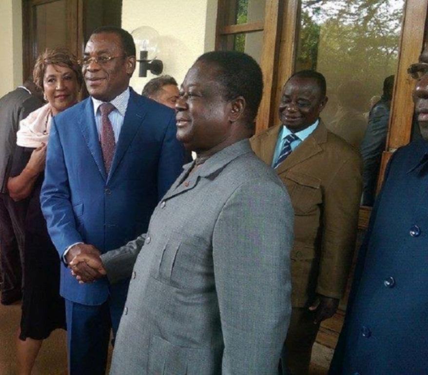 FPI,PDCI,plateforme de l'opposition,Côte d'Ivoire,Affi Bédié