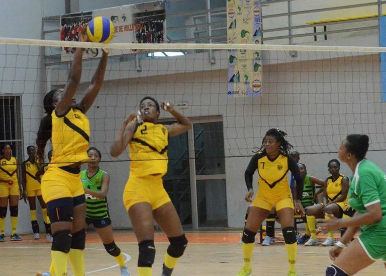 Volley-ball,Asec-Tafiré AS Police-INJS