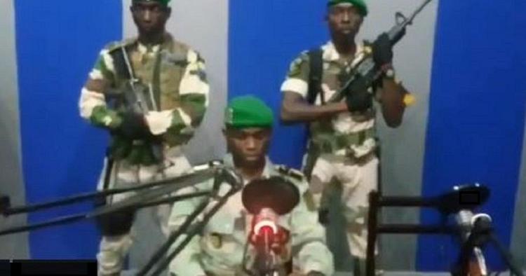 Gabon,Libreville,Tentative de coup d'Etat