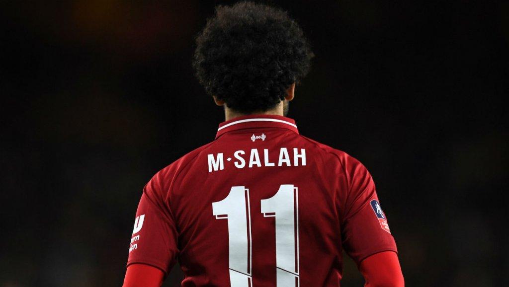 Football,Football / Mohamed Salah élu Ballon d'or africain 2018