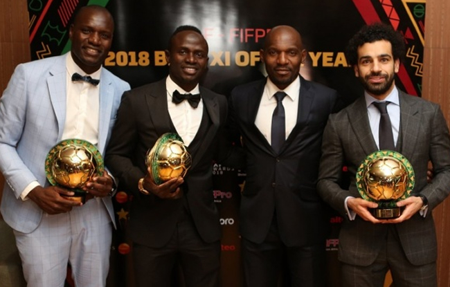 Football,Confédération africaine de football,Caf Awards 2018