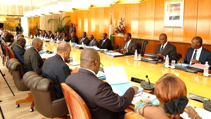 Côte d'Ivoire,Gouvernement,2019